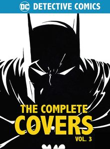 [DC Comics: Detective Comics: The Complete Covers: Volume 3: Mini Book (Hardcover) (Product Image)]