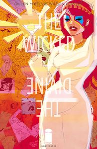 [The Wicked + The Divine #28 (Cover B Charretier) (Product Image)]