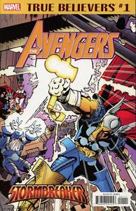 [True Believers: Avengers: Stormbreaker #1 (Product Image)]