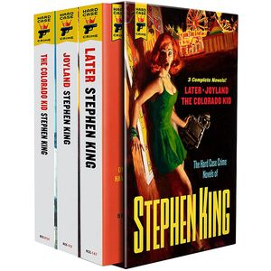 [Hard Case Crime: Stephen King Triple Collection (Slipcase) (Product Image)]