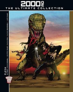 [2000AD: Ultimate Graphic Novel Collection: Volume 81: Flesh (Product Image)]