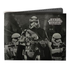 [Star Wars: The Force Awakens: Wallet: Captain Phasma (Product Image)]
