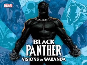 [Black Panther: Visions Of Wakanda (Hardcover) (Product Image)]
