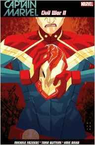 [Captain Marvel: Volume 2: Civil War II (UK Edition) (Product Image)]
