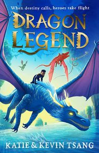 [Dragon Realm: Book 2: Dragon Legend (Product Image)]
