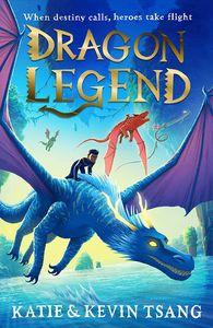 [Dragon Realm: Book 2: Dragon Legend (Product Image)]