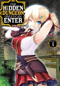 [The Hidden Dungeon Only I Can Enter: Volume 1 (Product Image)]