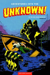 [Adventures Into The Unknown Archives: Volume 2 (Hardcover) (Product Image)]