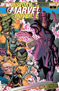 [History Of The Marvel Universe #1 (Product Image)]