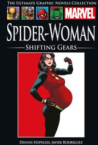 [Marvel Graphic Collection: Volume 167: Spider-Woman: Shifting Gears (Product Image)]