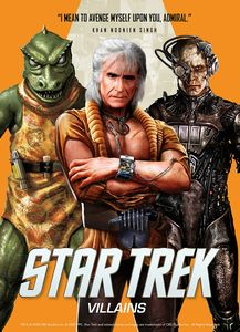 [Star Trek: Villains (Product Image)]