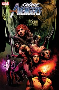[Savage Avengers #13 (Product Image)]
