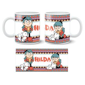 [Hilda: Mug: Hilda The Adventurer (Product Image)]