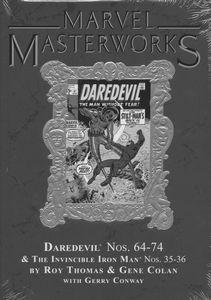 [Marvel Masterworks: Daredevil: Volume 7 (Hardcover - DM Edition) (Product Image)]