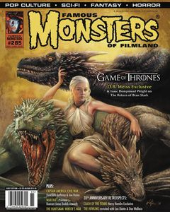 [Famous Monsters Of Filmland #285 (Game Of Thrones Variant) (Product Image)]