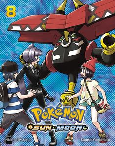 [Pokémon: Sun & Moon: Volume 8 (Product Image)]