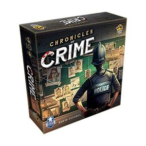 [Chronicles Of Crime (Product Image)]