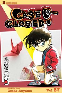 [Case Closed: Volume 57 (Product Image)]