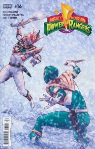 [Mighty Morphin Power Rangers #16 (Main Cover) (Product Image)]