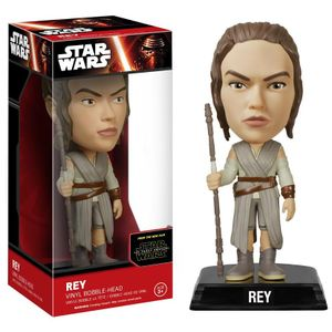 [Star Wars: The Force Awakens: Wacky Wobblers: Rey (Product Image)]