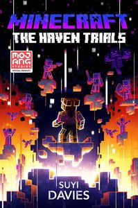 [Minecraft: The Haven Trials (Hardcover) (Product Image)]