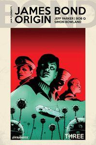 [James Bond: Origin #3 (Cover A Cassaday) (Product Image)]