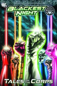 [Blackest Night: Tales Of The Corps: Volume 1 (Hardcover) (Product Image)]