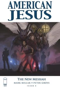 [American Jesus: The New Messiah #3 (Cover A) (Product Image)]