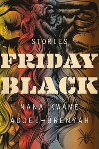 [Friday Black (Hardcover) (Product Image)]