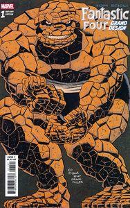 [Fantastic Four: Grand Design #1 (Piskor Variant) (Product Image)]