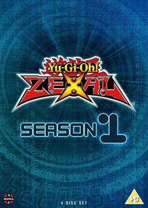 [Yu-Gi-Oh!: Zexal: Season 1 (Product Image)]