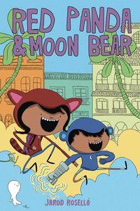 [Red Panda & Moon Bear: Volume 1 (Product Image)]