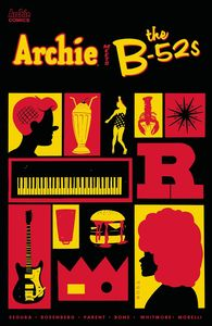 [Archie Meets The B-52s #1 (Cover C Boss) (Product Image)]