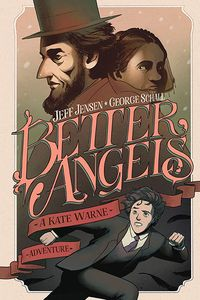 [Better Angels: A Kate Warne Adventure (Original Hardcover) (Product Image)]