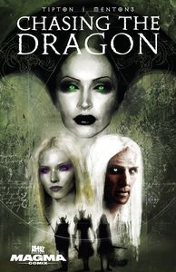 [Chasing The Dragon #1 (Cover A Menton3 & Momoko) (Product Image)]