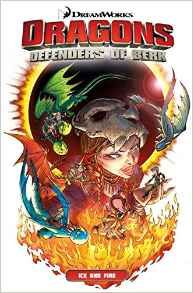 [Dragons: Defenders Of Berk: Collection 1: Ice & Fire (Product Image)]