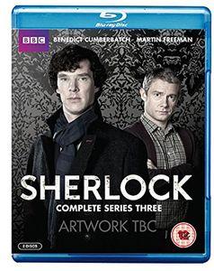 [Sherlock: Season 3: Special Edition (Blu-Ray) (Product Image)]