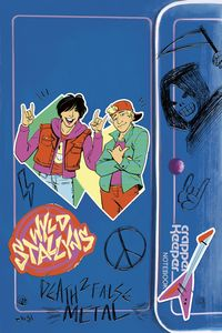[Bill & Ted Are Doomed #3 (Cover B Crook) (Product Image)]