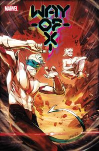[Way Of X #4 (Shavrin Variant) (Product Image)]