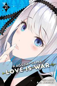 [Kaguya-Sama: Love Is War: Volume 21 (Product Image)]