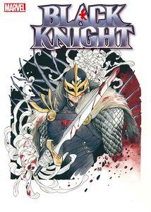 [Black Knight: Curse Ebony Blade #1 (Momoko Variant) (Product Image)]