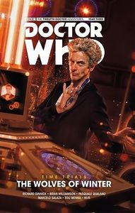 [Doctor Who: 12th Doctor: Time Trials Volume 2: Wolves Of Winter (Product Image)]