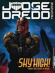 [Judge Dredd Megazine #391 (Product Image)]