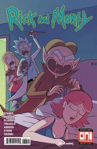 [Rick & Morty #38 (Cover A) (Product Image)]
