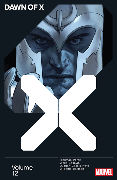 [The cover for Dawn Of X: Volume 12]