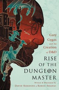 [Rise Of The Dungeon Master: Gary Gygax & The Creation Of D&D (Product Image)]