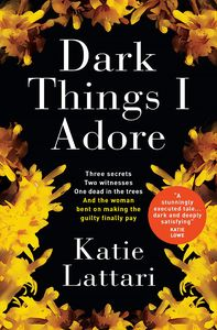 [Dark Things I Adore (Product Image)]