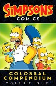 [Simpsons: Colossal Compendium: Volume 1 (Titan Edition) (Product Image)]