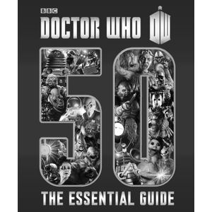 [Doctor Who: Essential Guide To Fifty Years Of Doctor Who (Hardcover) (Product Image)]