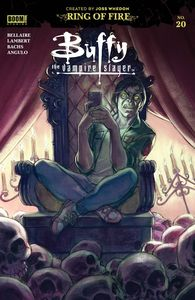 [Buffy The Vampire Slayer #20 (Cover A Main) (Product Image)]